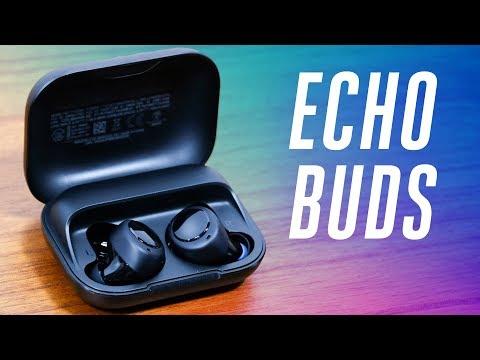 Amazon Echo Buds hands-on