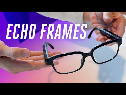 Amazon Echo Frames hands-on