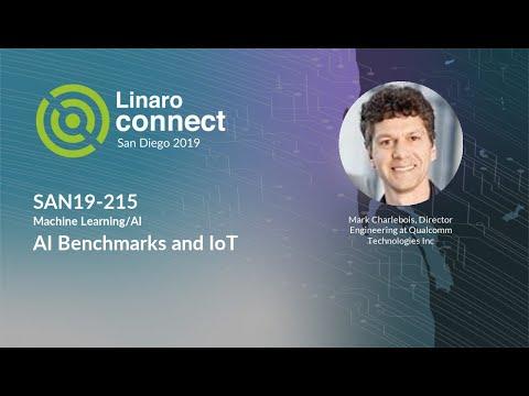 SAN19-215 AI Benchmarks and IoT