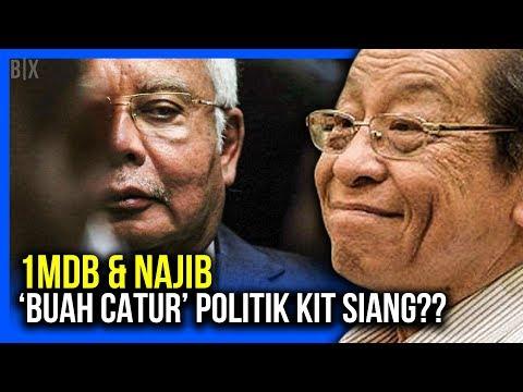 PANAS!! KIT SIANG JADIKAN 1MDB 'BUAH CATUR POLITIK' UNTUK PRN SARAWAK