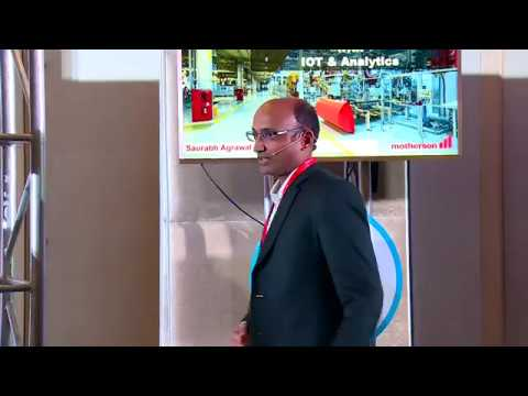 Driving Digital Transformation in Manufacturing with IOT & Analytics By Saurabh Agrawal