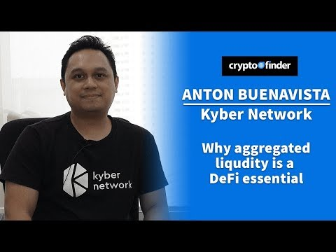 Kyber Network explained! With Kyber Network's Anton Buenavista