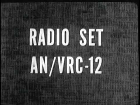 Radio Set AN/VRC-12 (1963) – Instructional Film