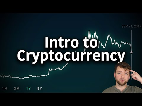 Cryptocurrency in 13 Minutes – Intro to Cryptocurrency and Bitcoin