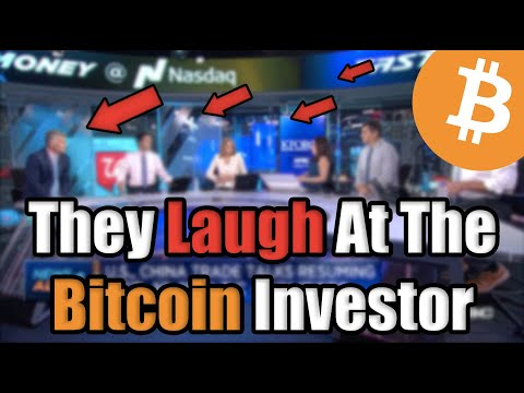 Watch CNBC Hosts LAUGH at This Bitcoin Investor [EMOTIONAL]