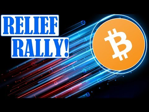 BITCOIN: RELIEF RALLY! – IS THE CRYPTO CARNAGE OVER? – ADA: SHELLEY TEST NET NEWS – VET NEWS!