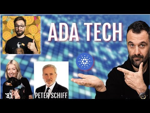 CARDANO Tech with Hashoshi / Peter Schiff on BTC / Blockchain Live / EOS Issues ? / LTC Failing ?