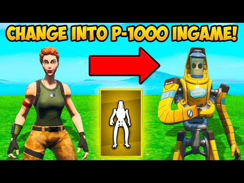 CHANGE YOUR SKIN IN-GAME!! – Fortnite Funny Fails and WTF Moments! #694