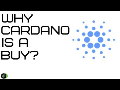 WHY CARDANO IS A BUY? (LE'TS SEE)