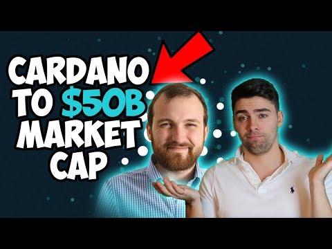 CARDANO [ADA] TO $5 *50B MARKET CAP*