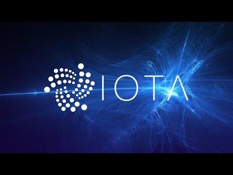 Un Jour une Crypto EP02 – IOTA – l'Internet des objets connectés !