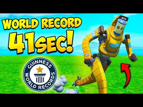 *WORLD RECORD* FASTEST COMBINE RUN!! – Fortnite Funny Fails and WTF Moments! #695
