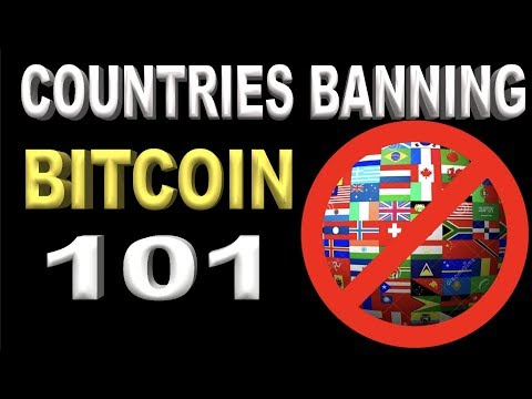 Countries Banning Crypto 101