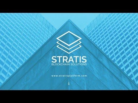 Stratis (STRAT) – валюта, используемая платформой Stratis для обеспечения создания закрытых