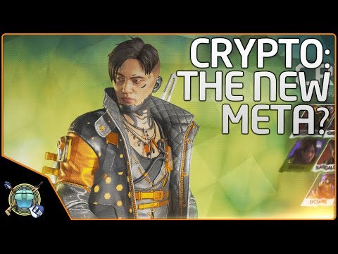 Crypto Guide and Cosmetics – Apex Legends Season 3