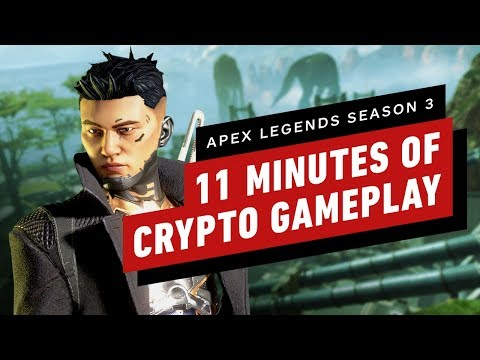 11 Minutes of Crypto Gameplay – Apex Legends Season 3