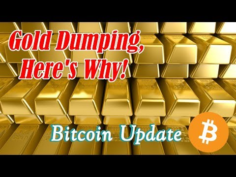 Trading : Gold Dumping, Bitcoin Rising! Where Is BTC and XAU Going? Crypto Technical Analysis