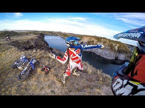 VALE LA PENA VIVIR POR EL ENDURO?!   |  Yamaha XTZ Honda Tornado Epic Ride  2019