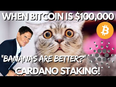Bitcoin Bouncing Back, Out Of Critical Zone? Cardano Staking Rewards, Binance Delist Bittorrent Pair
