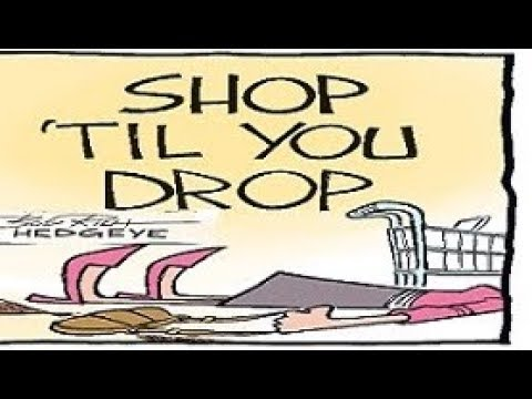 Brick & Mortar US Retailers in Accelerating Death Spiral & US Consumer Is Tapped Out?