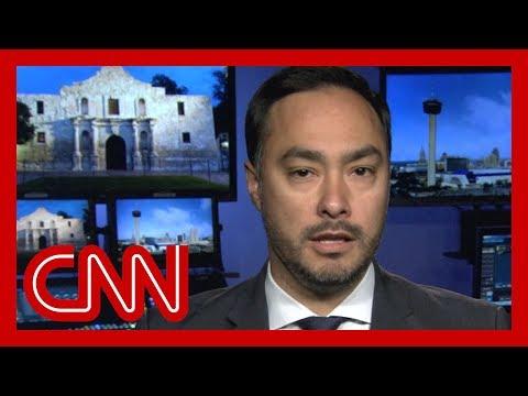 Rep. Castro: Trump on the verge of bringing harm to whistleblower