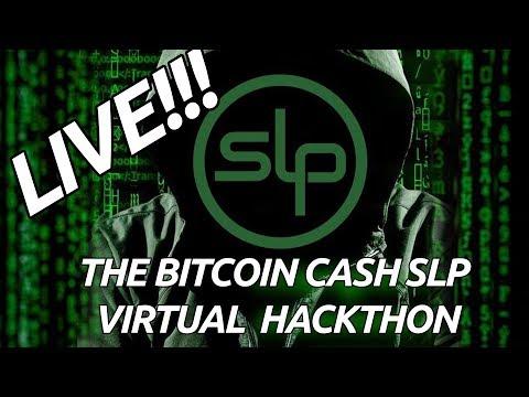 LIVE Recap of the Bitcoin Cash SLP Virtual Hackathon!