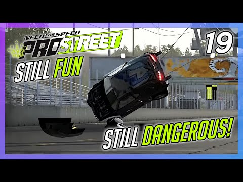 The Thrill of being on the Verge of totaling in ProStreet | NFS Marathon 2019 Part 19
