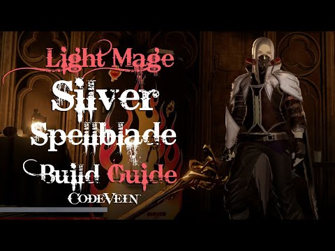 Code Vein Builds: Silver Spellblade (Eos)
