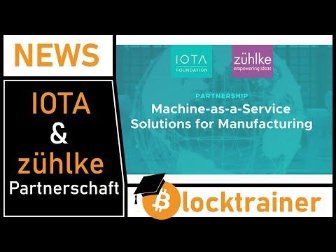 IOTA & zühlke Partnerschaft