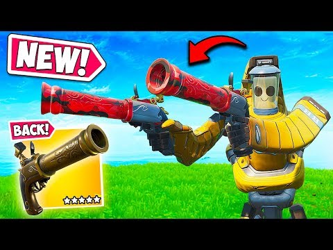 *NEW* FLINT KNOCK IS BACK!! – Fortnite Funny Fails and WTF Moments! #698