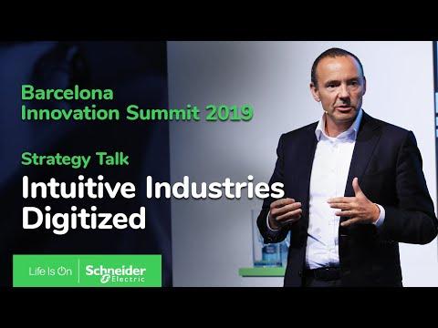 Innovation Summit Barcelona 2019: Digital Transformation & IoT | Schneider Electric