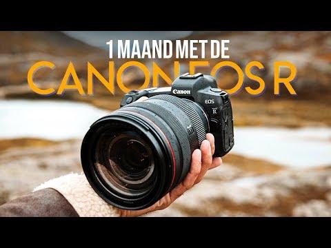 1 Maand met de Canon EOS R