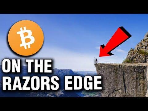 Bitcoin: Walking the Razors Edge