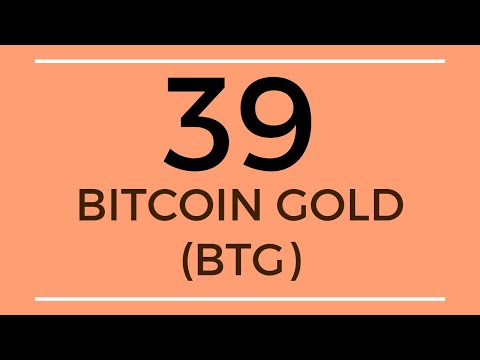 Bitcoin Gold BTG Technical Analysis (3 Oct 2019)
