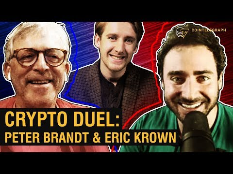 Crypto Duel: Will Bitcoin Ever Hit $100K? | Peter Brandt & Erik Crown
