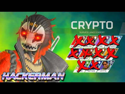 CRYPTO IS OP | APEX Legends