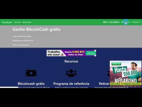 Bitcoin Cash & Etheteum Gratis  FREE CRYIPTOCOINS FAUCET $500 PER DAY
