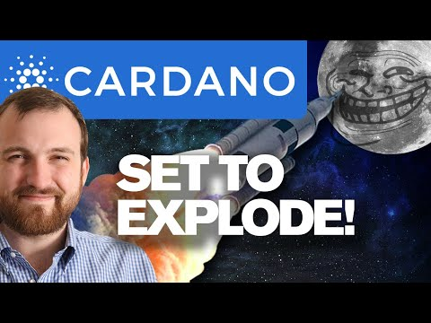 Cardano Ready to LIFTOFF🚀💥 Huge Price Move SOON!