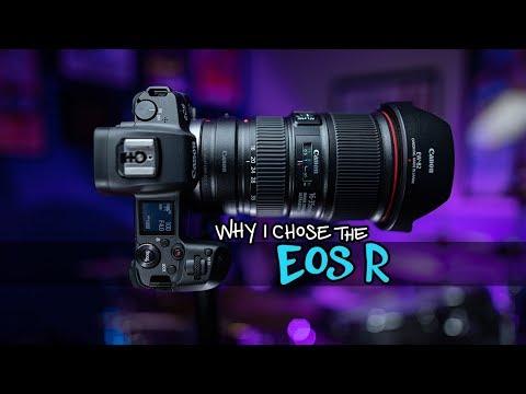 Canon EOS R vs 6D Mark II: In Depth Review!