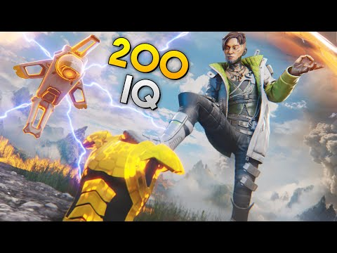 *200 IQ* STRAT TO COUNTER CRYPTO!! | Best Apex Legends Funny Moments and Gameplay – Ep. 232