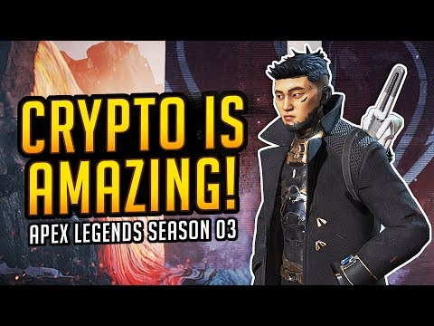 This is why you NEED to play Crypto in Apex Legends Season 3