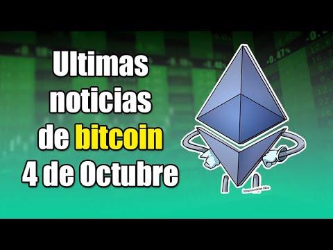 Ethereum es inutil?, Eos puede congelarse, Paypal salirse de libra, noticias bitcoin 4 de octubre