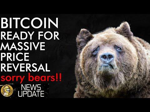 Bitcoin Ready For Massive Price Reversal