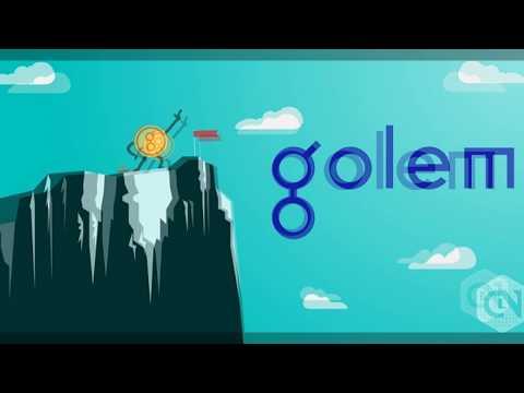 """GOLEM GNT """"LA SUPERCOMPUTADORA DEL MUNDO"""""""