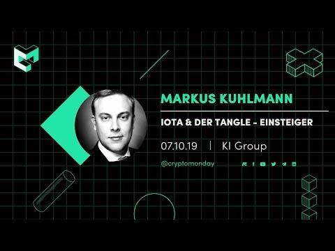 IOTA für Einsteiger + Hands-On Session   CM Meetup