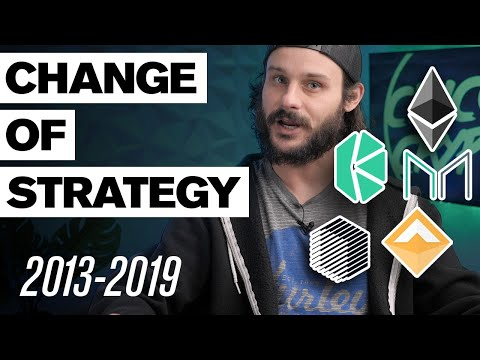 MAJOR Changes: Crypto Investing Strategy! What!? My Journey Detailed…