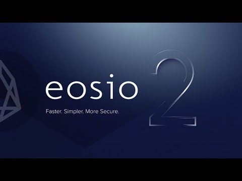EOSIO 2: What This Means For The Future Of EOS!