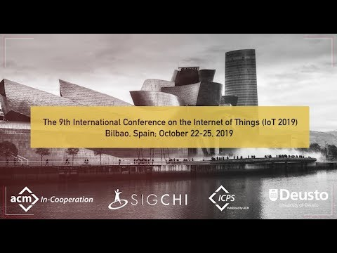 The 9th International Conference on the Internet of Things (IoT 2019)