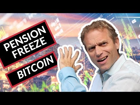 GE Freezes Your Pension…  Price Predictions in Bitcoin, Gold, and Oil