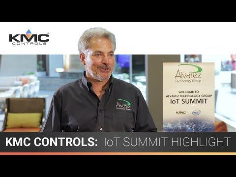 KMC Controls: IoT Summit Highlight 2019